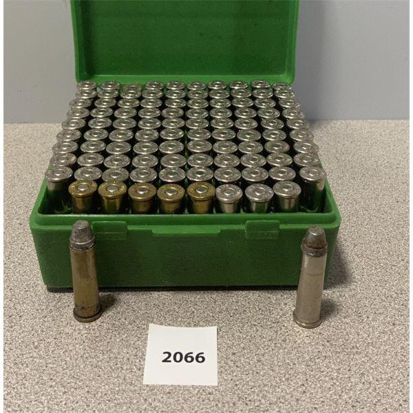 AMMO: 100X 357 MAGNUM SWC HANDLOADS