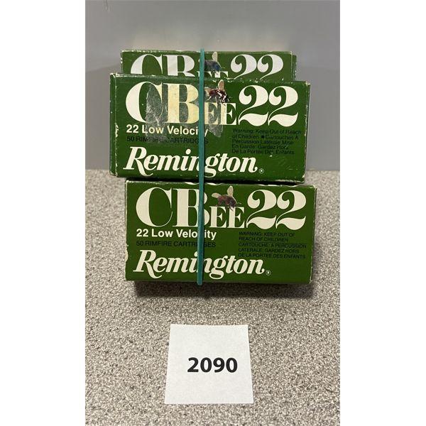AMMO: 200X REMINGTON 22 SHORT