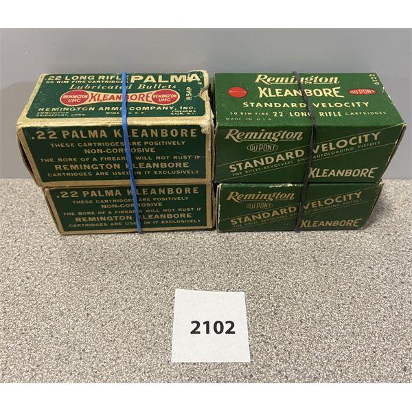 AMMO: 200X REMINGTON 22 LR