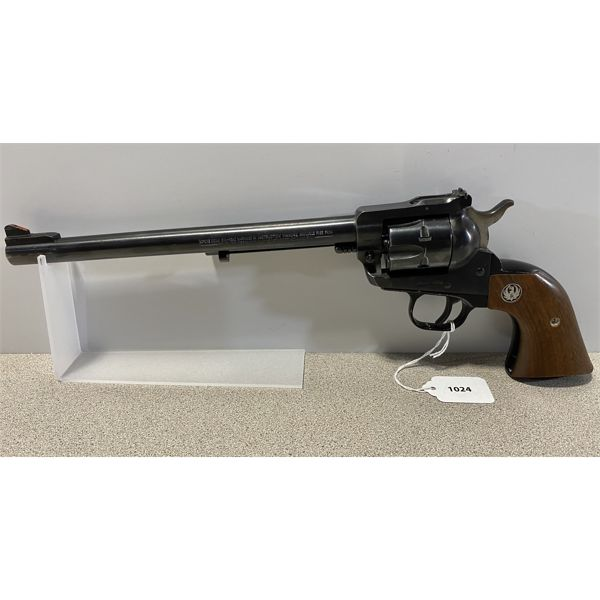RUGER NEW MODEL SINGLE SIX .22