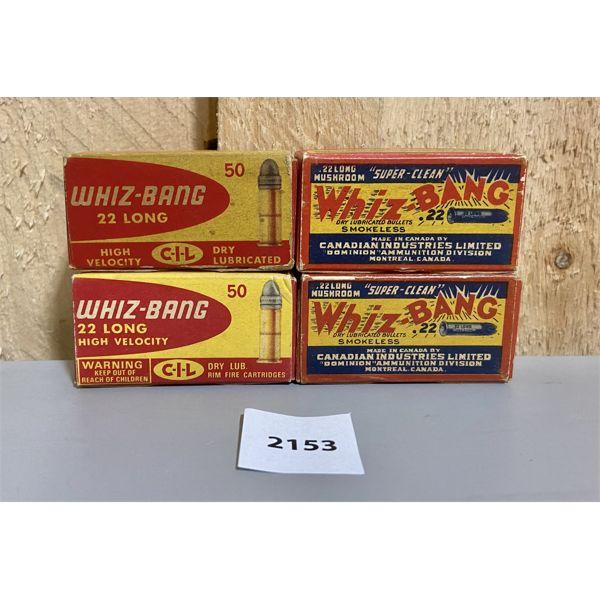 AMMO: 200X CIL 22 LONG