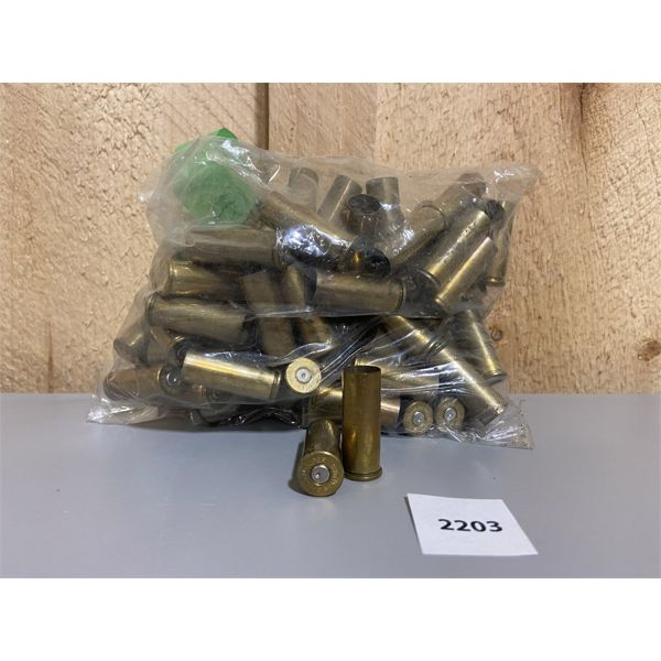 BRASS: 103X 44 REM MAG - MOSTLY WINCHESTER