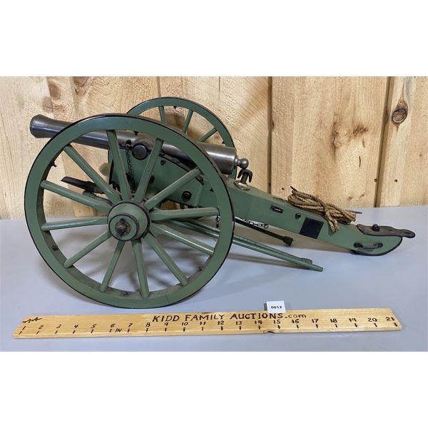 MODEL CANNON, US MODEL 1857