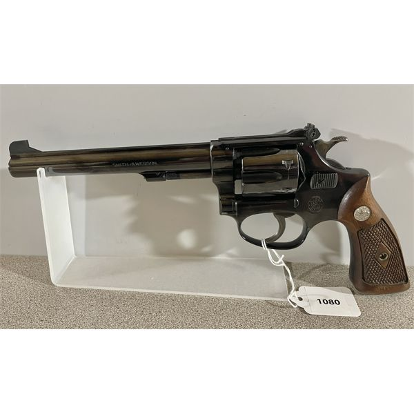 SMITH & WESSON MODEL 35 IN .22 LR
