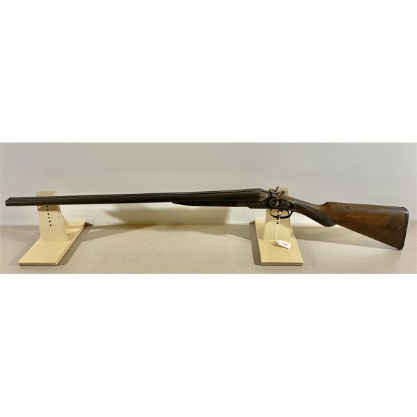 AMERICAN GUN CO. NO MODEL 12 GA SxS