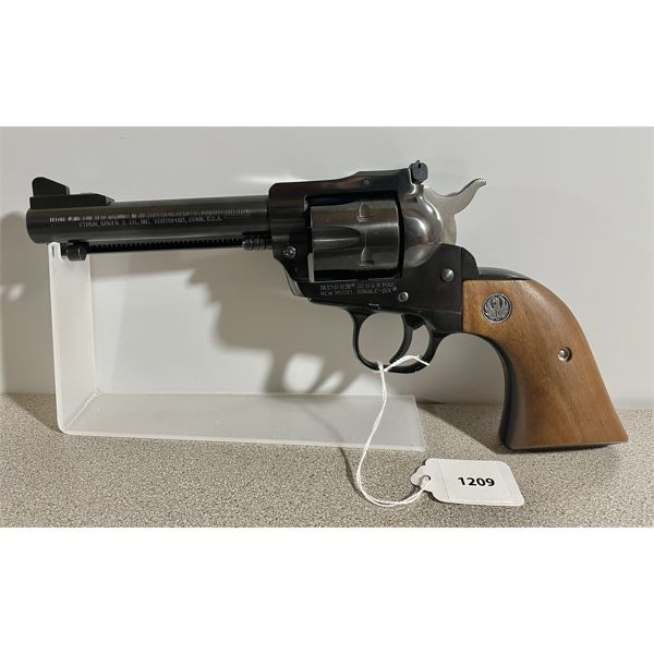 RUGER NEW MODEL SINGLE 6 IN .32 H&R MAG - PROHIB CLASS