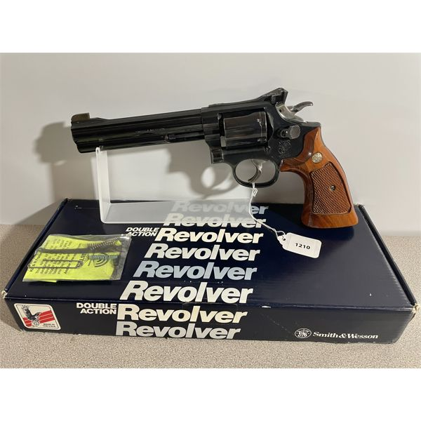 SMITH & WESSON MODEL 16-4 IN .32 H&R MAG - PROHIB CLASS