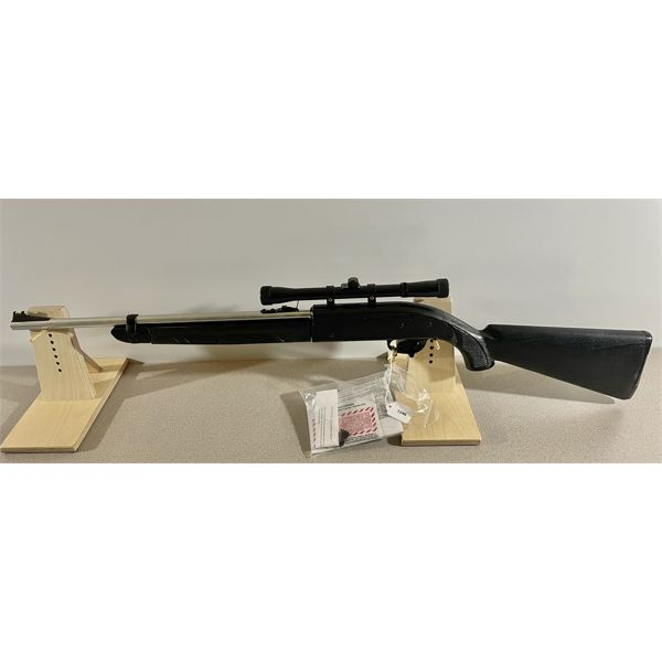 REMINGTON MODEL 77 AIRMASTER IN .177 BB & PELLET - NO PAL REQUIRED