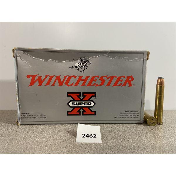 AMMO: 20X WINCHESTER 38-55 WIN 255GR SP