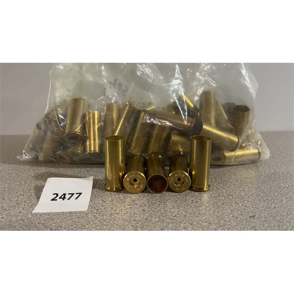 BRASS: 80X WINCHESTER 44 S&W SPECIAL- NEW UNUSED