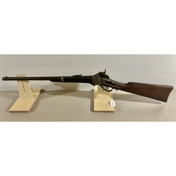 SHARPS NEW MODEL 1863 CW CARBINE IN .50-70  - ANTIQUE CLASS