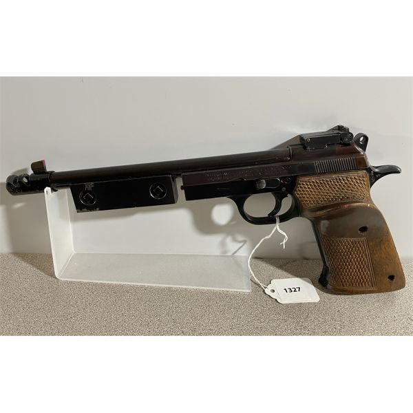 BERETTA TIPO OLIMPIONICO MODEL IN .22 S - RESTRICTED CLASS