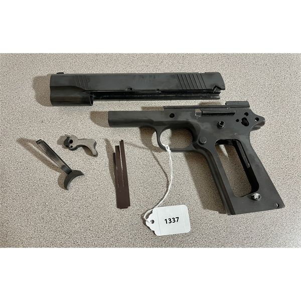 NORINCO MODEL 1911 A1 - PARTS GUN - RESTRICTED CLASS