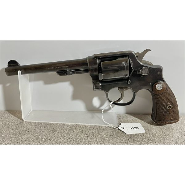 SMITH & WESSON MODEL K-200 IN .38 S&W - RESTRICTED