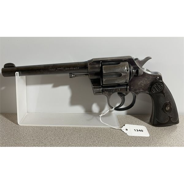 COLT ARMY SPECIAL MODEL IN .32-20 - PROHIB CLASS