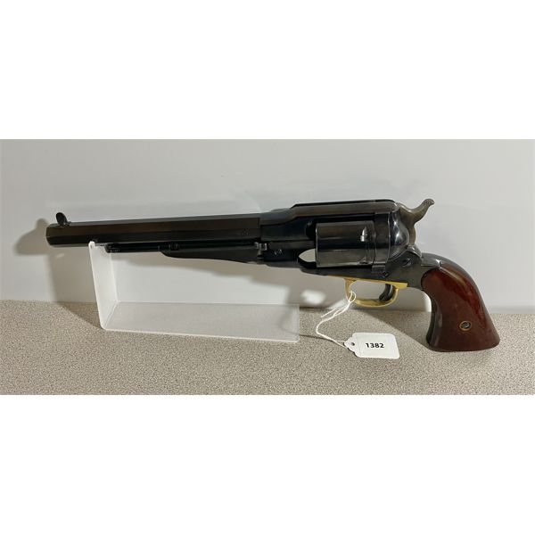 UBERTI / TAYLORS & CO REMINGTON CONVERSION 1858 MODEL IN .44-40 - RESTRICTED CLASS