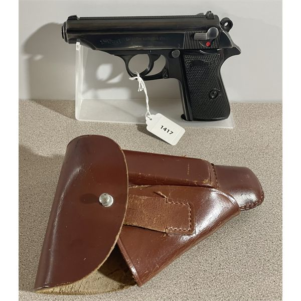 WALTHER PP MODEL IN 7.65 - PROHIB CLASS