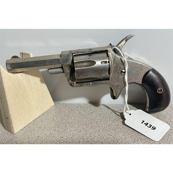 H&A MODEL XL NO 2 1/2 IN .32 RF (?) - PROHIB CLASS