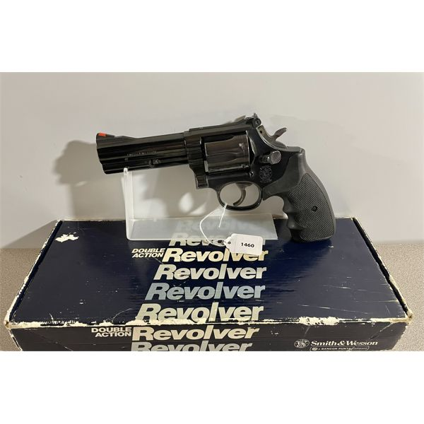 SMITH & WESSON MODEL 586 IN .357 MAG -  PROHIB CLASS
