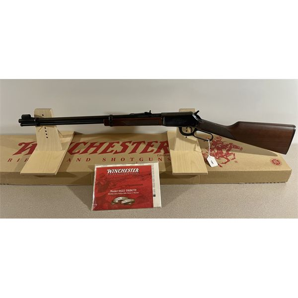 WINCHESTER MODEL 9422 TRIBUTE IN .22 MAG