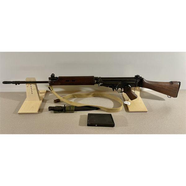 FN FAL L1A1 MODEL IN 7.62 NATO  - 12-5 PROHIB CLASS