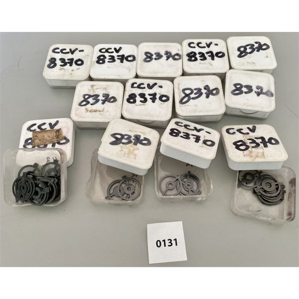 ASSORTED ANSCHUTZ FRONT SIGHT INSERTS