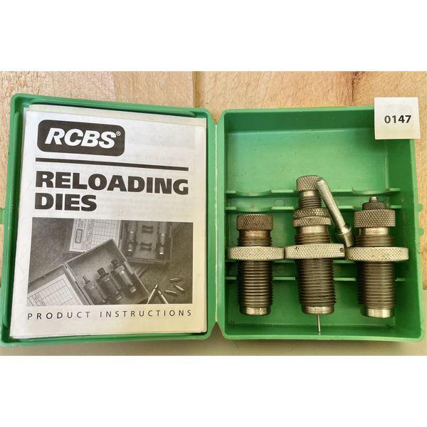 RCBS .45 ACP RELOADING DIE SET
