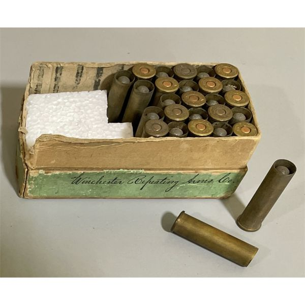 AMMO: 27X WINCHESTER 38-44 TARGET