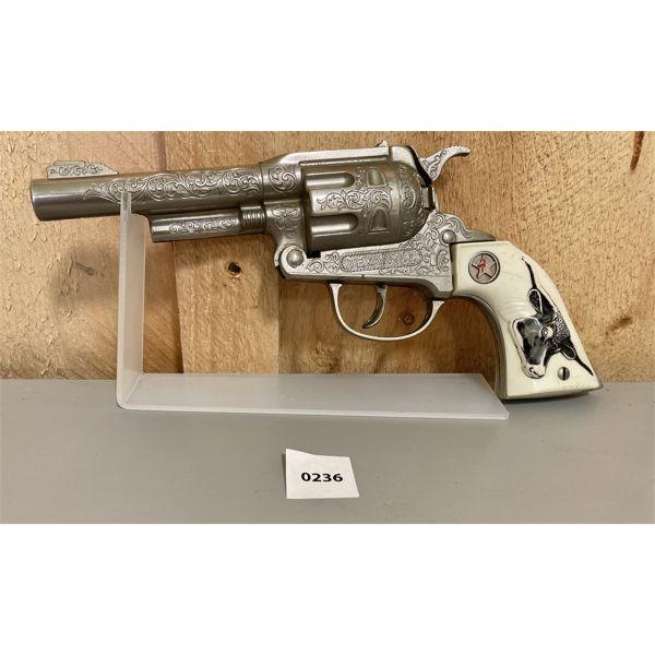 1950'S HUBLEY TEXAN JUNIOR CAP GUN