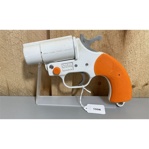 OLIN 25 MM EMERGENCY FLARE GUN - NO PAL REQUIRED