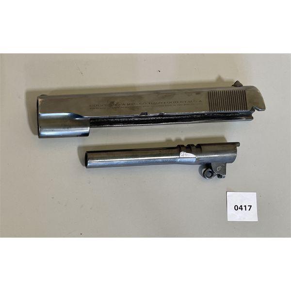 COLT 1911 .45 SLIDE W/ BARREL