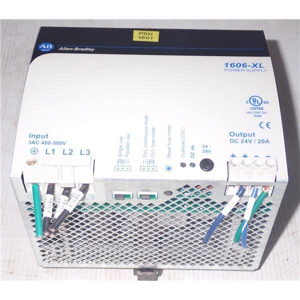 Allen Bradley Power Supply #1606-XL480E-3W