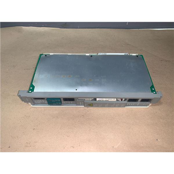 MITSUBISHI QX084B BN634A574G52 REV. F POWER SUPPLY CIRCUIT BOARD