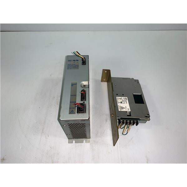 LOT OF MITSUBISH POWER SUPPLIES (SEE PICS FOR PART NUMBERS)