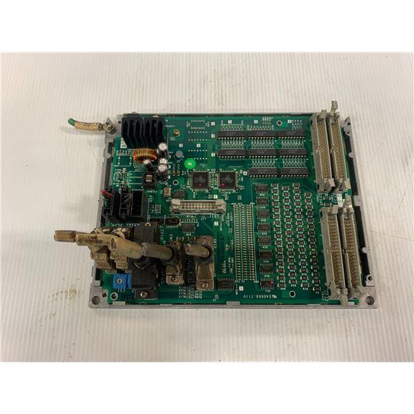 MITSUBISHI FCU6-DX221 DIO UNIT_ HR337B BN634A864G51 REV. A