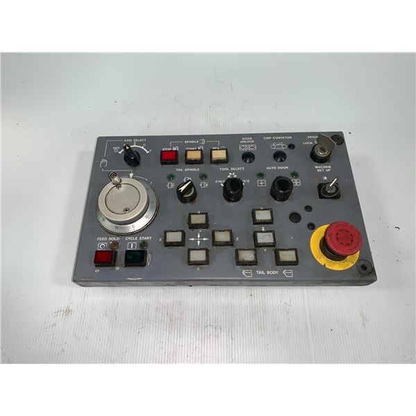 MITSUBISHI/MAZATROL PANEL FROM QT-250-HP-UNIV