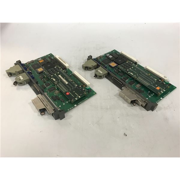 (2) MITSUBISHI MC161C CIRCUIT BOARD