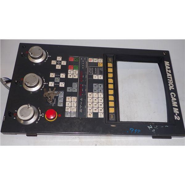 Mazak CAM-M2 Operator interface