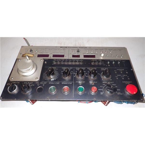 Mazak Machining Monitor #14746205401