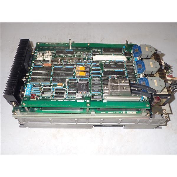 Mazak Drive w/ Boards RF203C & RF23E