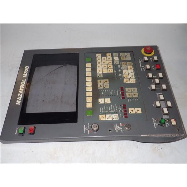 Mazatrol M32B operator Panel w/ Board #C1N624A926G52C
