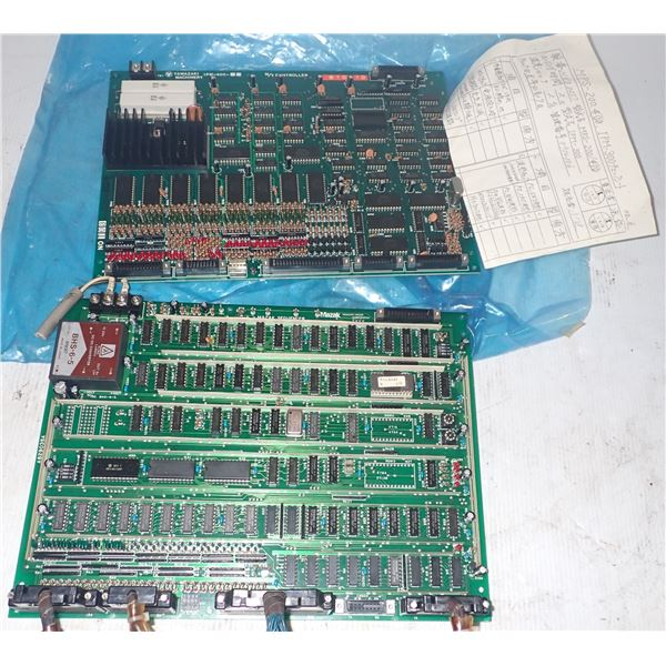 Lot of (2) Circuit Boards