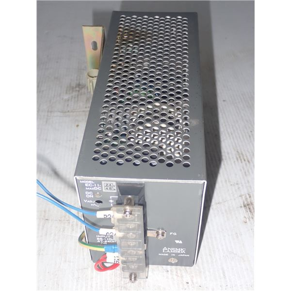 Nemic Lambda #EC-11-24 Power Supply