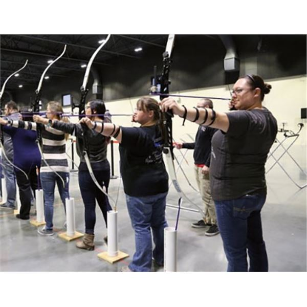Family Party or Corporate Event at Easton Archery Center for up to 35 People