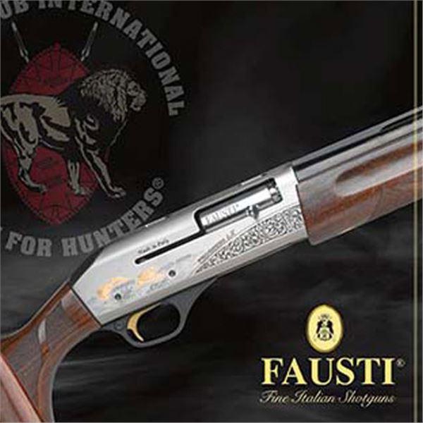 Fausti Progress GLX 20 gauge SCI Limited Edition