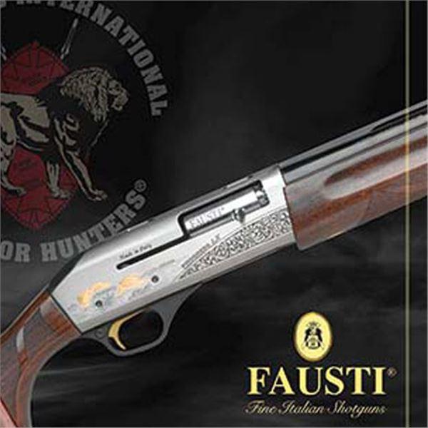 Fausti Progress GLX 12 gauge SCI Limited Edition