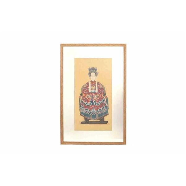 Ming Dynasty Empress Dowager Xiaochun Mirror