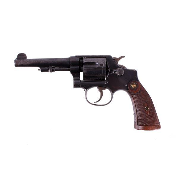 Smith & Wesson Regulation Police .38 Revolver