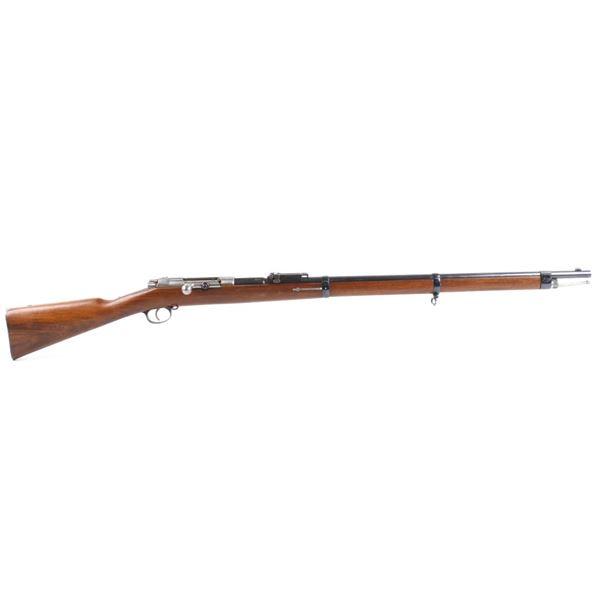 German Spandau Mauser 1887 71/84 Bolt Action Rifle