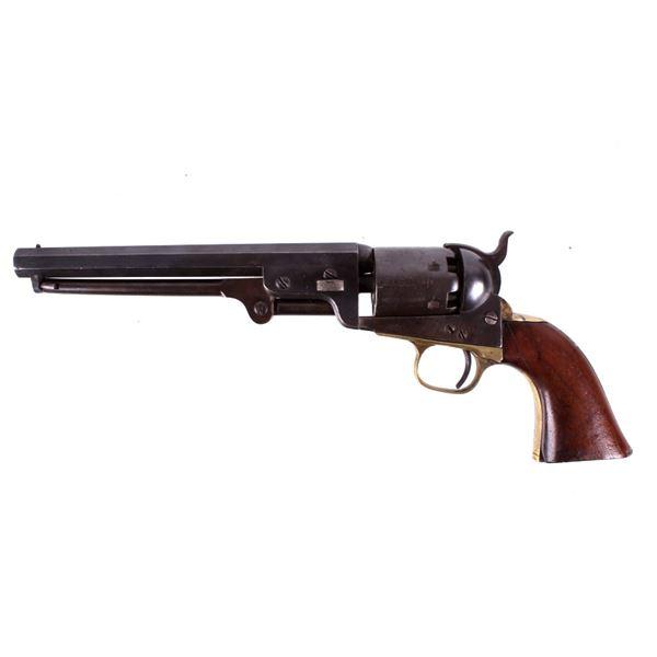 Colt Model 1851 Navy .36 Percussion Revolver c1861